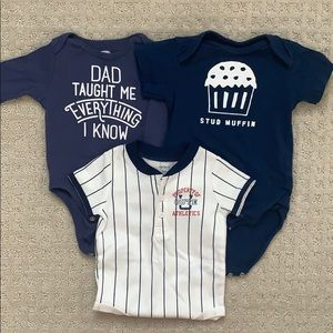 Other - Set of 3 Onesies